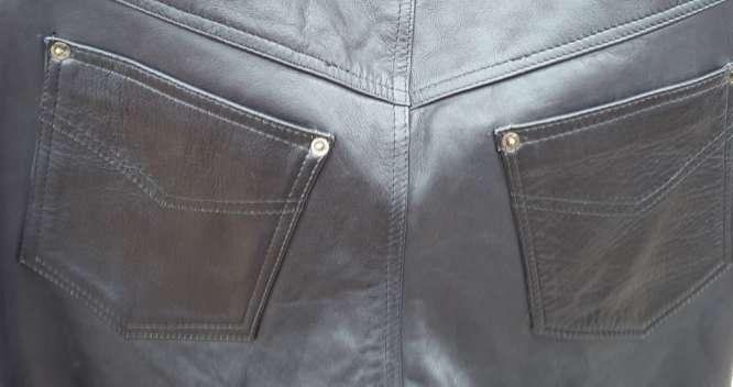 Imagen producto Pantalón de piel Belstaff  4