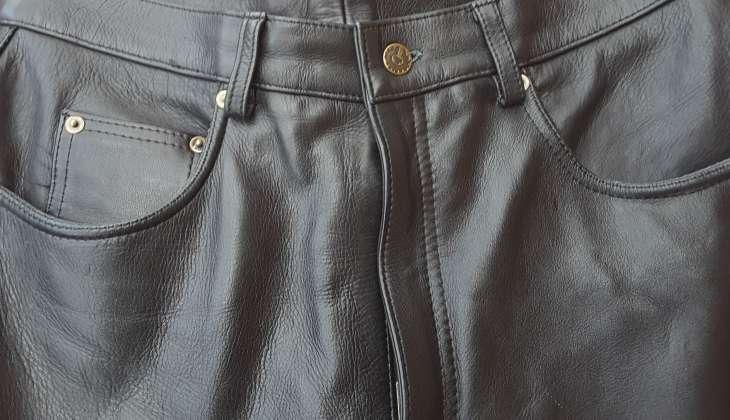 Imagen producto Pantalón de piel Belstaff  5