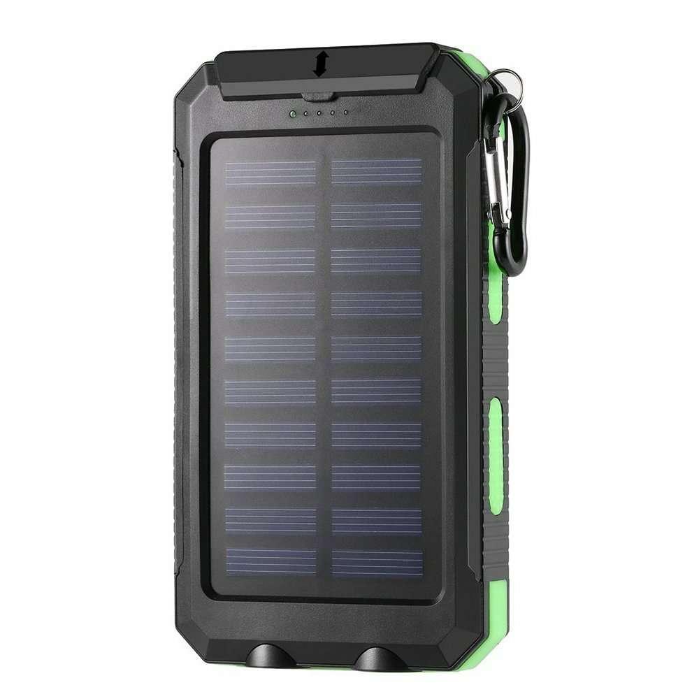 Imagen Batería solar powerbank.