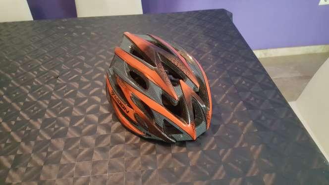 Imagen casco bicicleta
