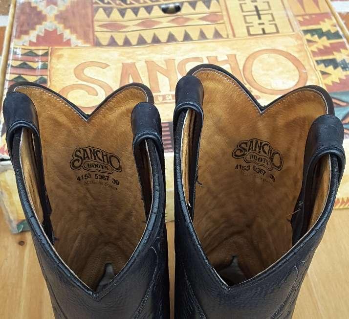 Imagen producto Botas camperas Sancho  5