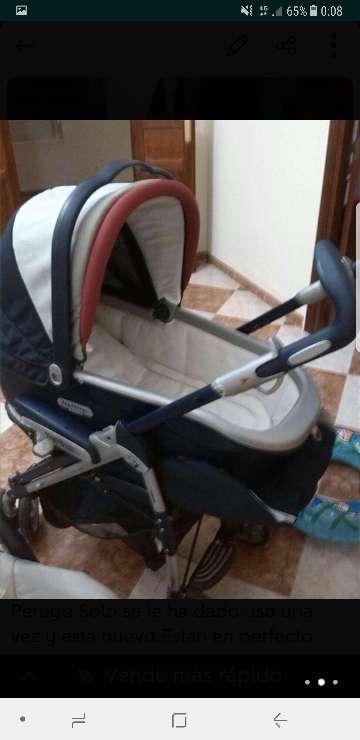 Imagen producto Carro bebé Pég-Pérego Trío nuevo 2
