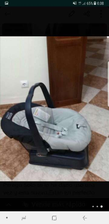 Imagen producto Carro bebé Pég-Pérego Trío nuevo 3
