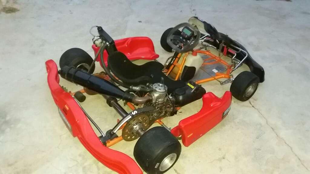 Imagen producto Kart tm 125 competiccion de tiro directo. 4