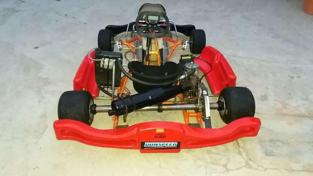 Imagen producto Kart tm 125 competiccion de tiro directo. 5