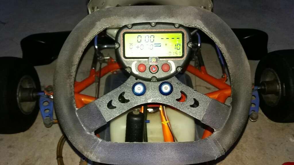 Imagen producto Kart tm 125 competiccion de tiro directo. 7