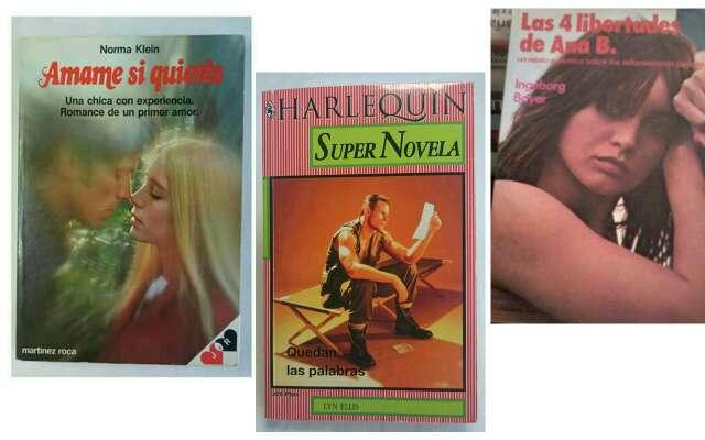 Imagen varios Libros