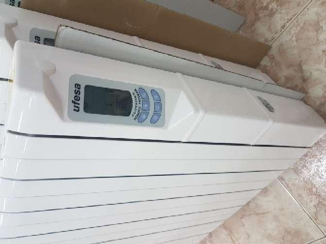 Imagen producto Conjunto radiadores ufesa  3