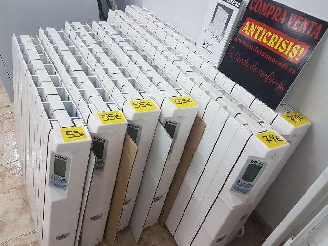 Imagen producto Conjunto radiadores ufesa  2