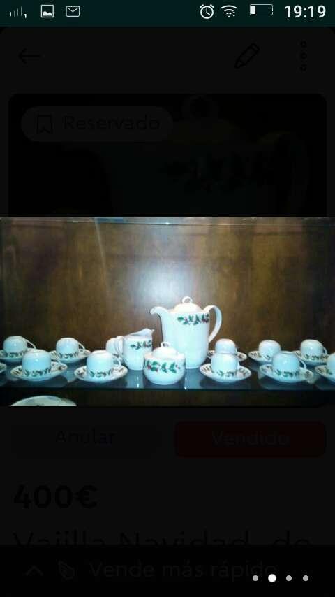 Imagen Juego café y te ,porcelana fina francesa