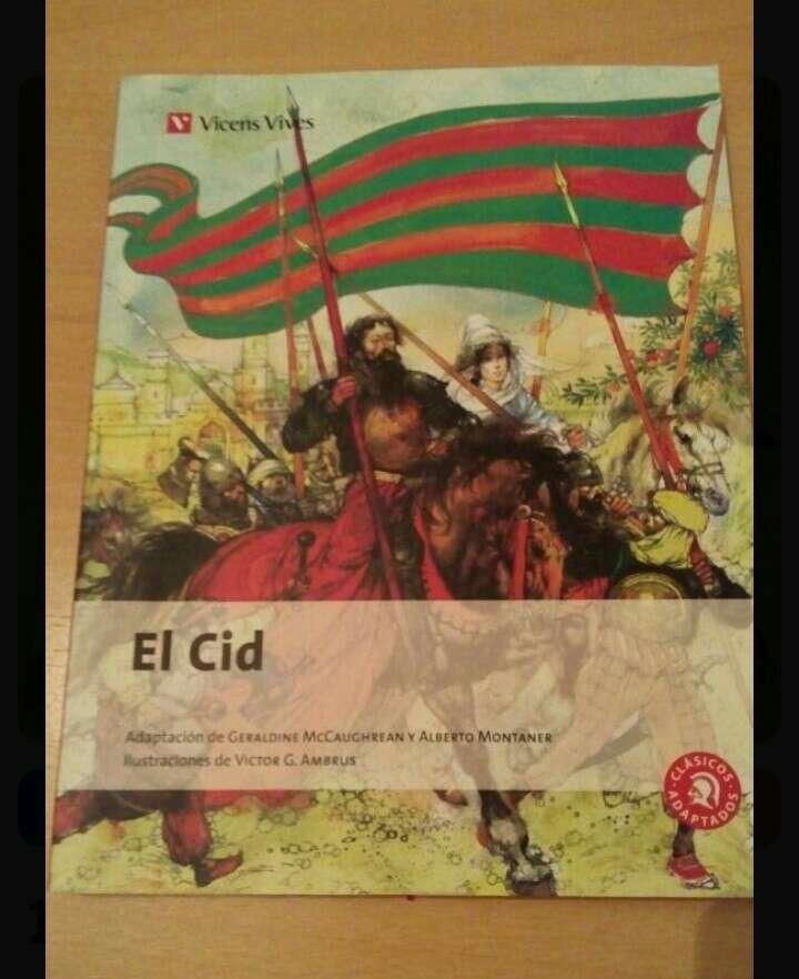 Imagen Libro de lectura: El Cid