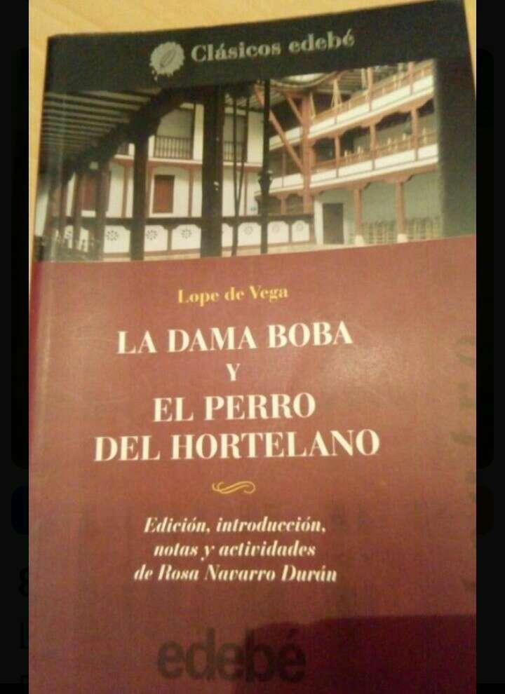 Imagen Libro : La Dama Boba y el Perro del Hortelano