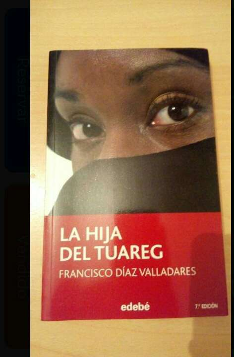 Imagen La hija del Tuareg
