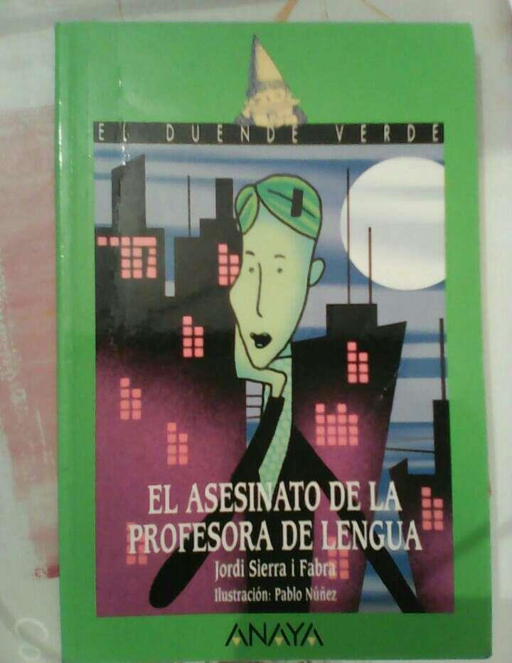 Imagen El asesinato de la profesora de lengua