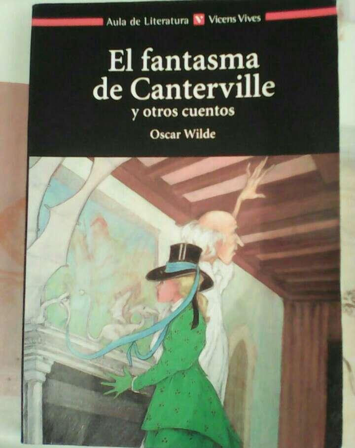 Imagen El fantasma de Canterville y otros cuentos.
