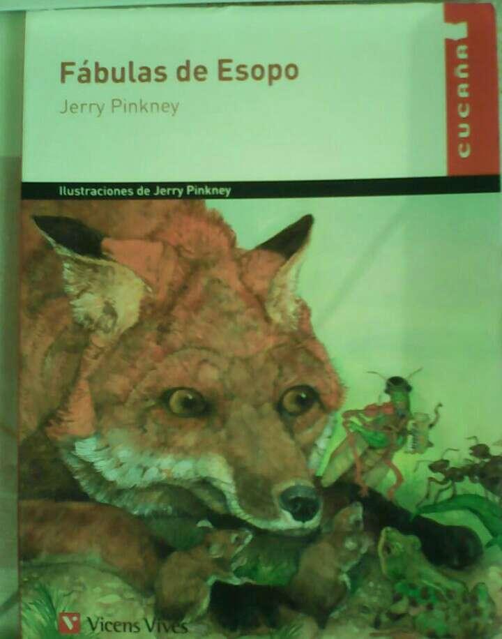Imagen Las fábulas de Esopo.