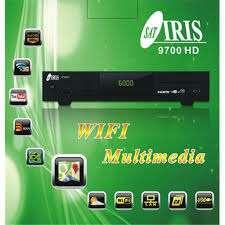 Imagen Receptor Iris 9700 HD