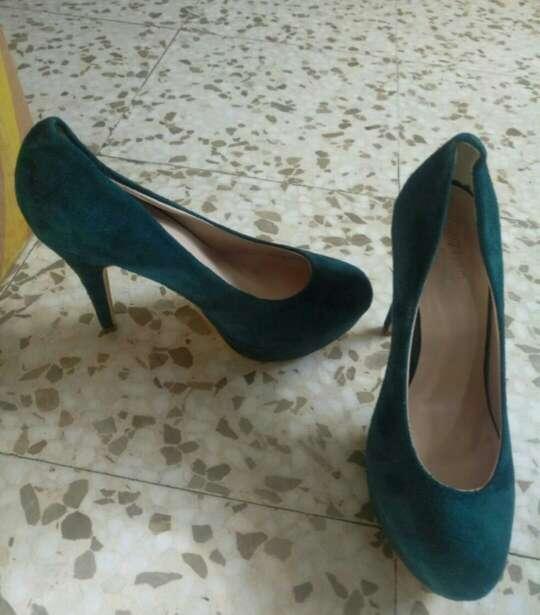 Imagen tacon de zapatos