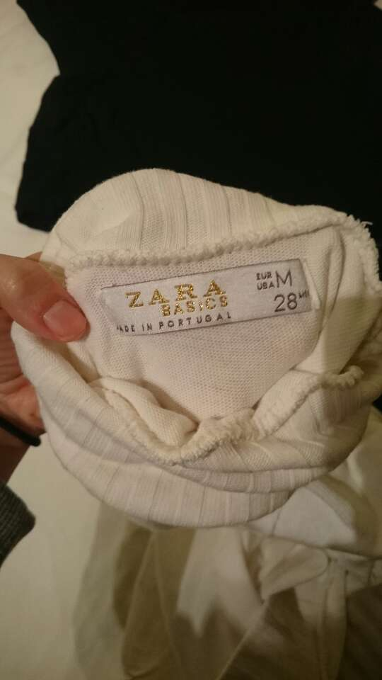 Imagen producto Zara jerseys mujer  2