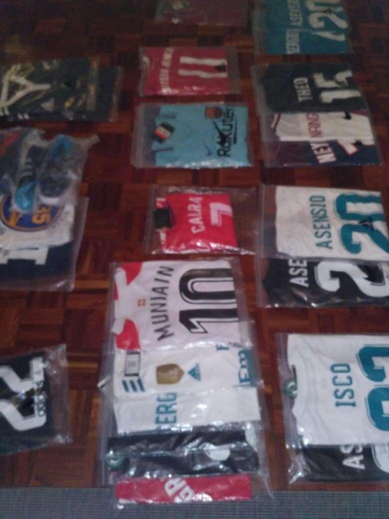 Imagen producto Camisetas de fútbol y mas 10