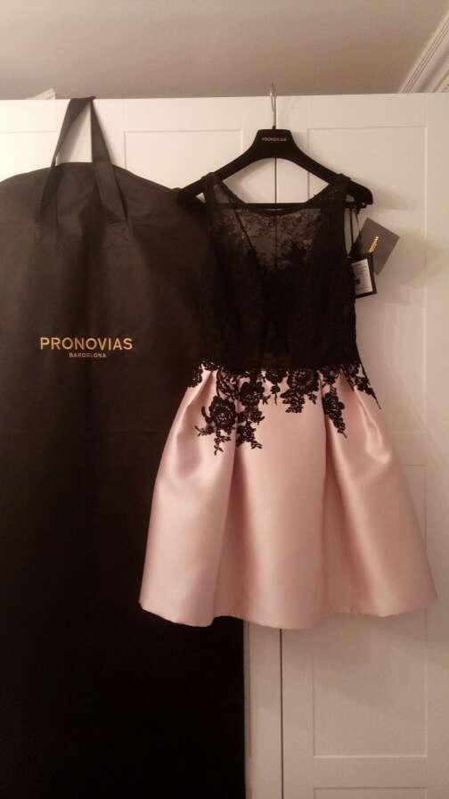 Imagen producto Vestido de fiesta Pronovias Cailen 2