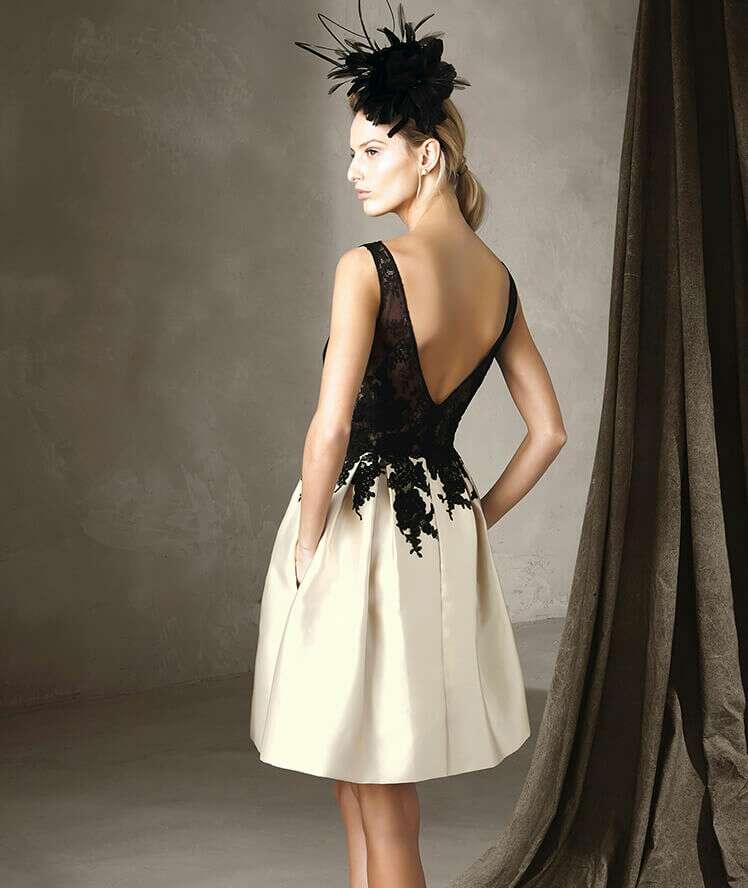 Imagen producto Vestido de fiesta Pronovias Cailen 4