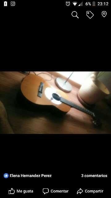 Imagen producto Guitarra Española 2