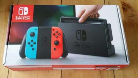 Imagen producto Nintendo Switch  2