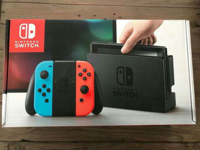 Imagen producto Nintendo Switch  1