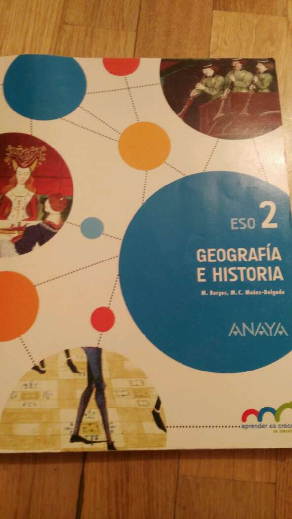 Imagen producto Libro geografía  1