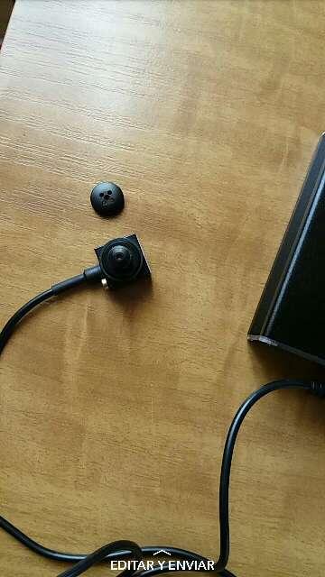 Imagen producto Botón cámara  2