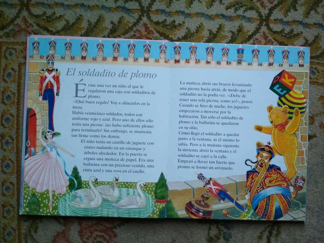 Imagen producto Libro el maravilloso mundo de los cuentos de hadas 2