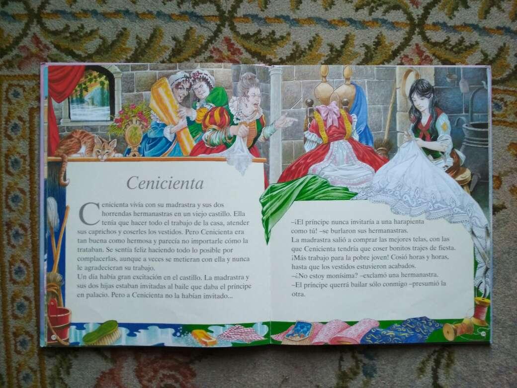 Imagen producto Libro el maravilloso mundo de los cuentos de hadas 4
