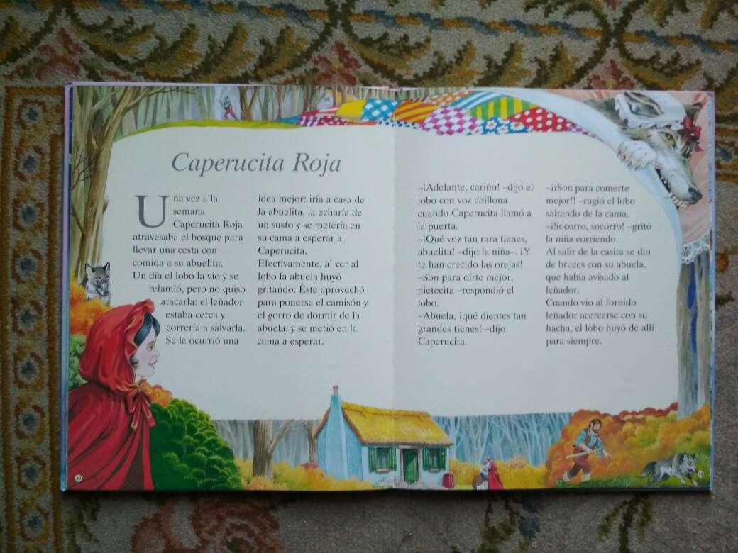Imagen producto Libro el maravilloso mundo de los cuentos de hadas 5