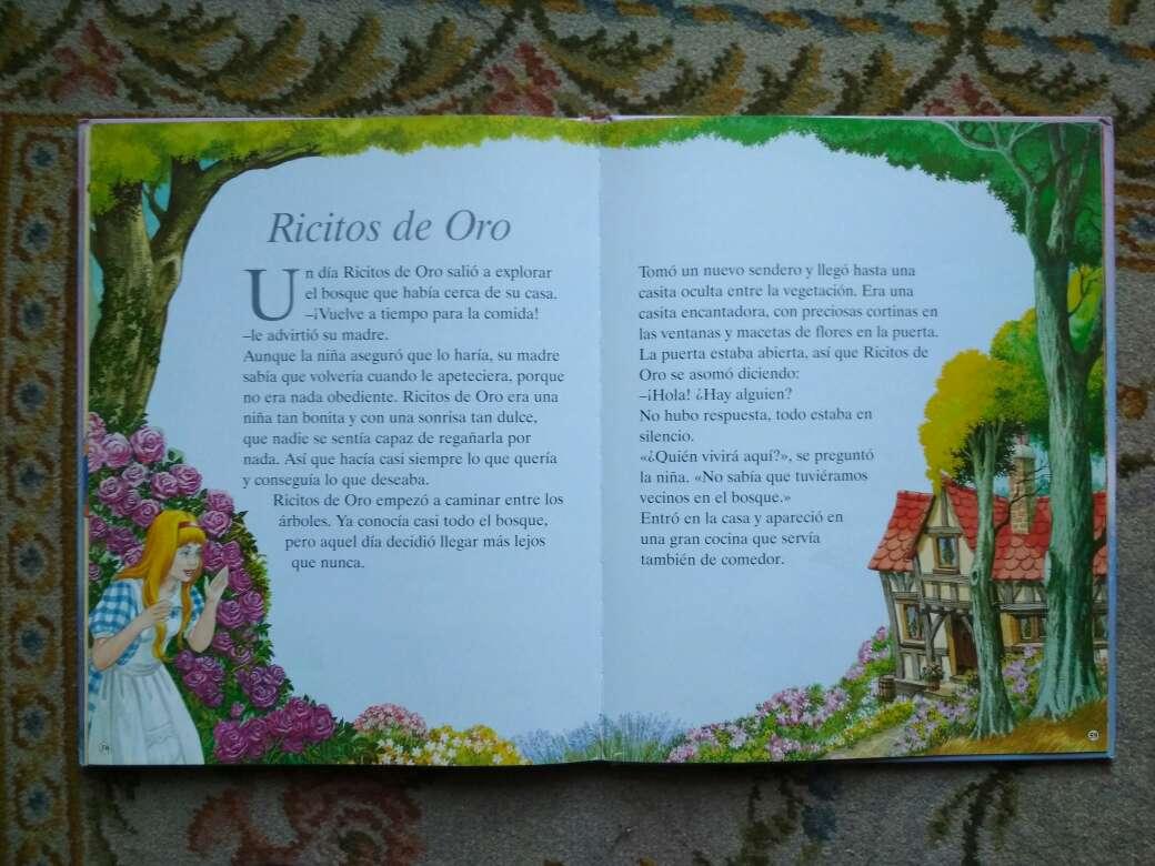Imagen producto Libro el maravilloso mundo de los cuentos de hadas 7