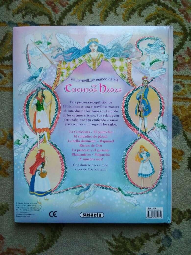 Imagen producto Libro el maravilloso mundo de los cuentos de hadas 8
