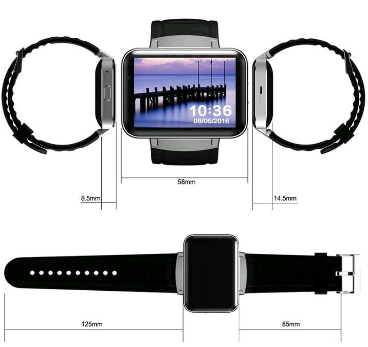Imagen producto Smart reloj watch  4
