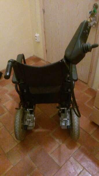 Imagen producto Silla de ruedas 1