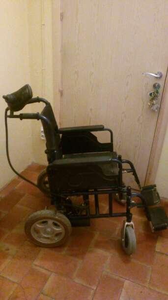 Imagen producto Silla de ruedas 4