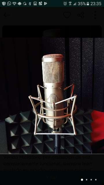 Imagen Microfono,Sontronics STC-2
