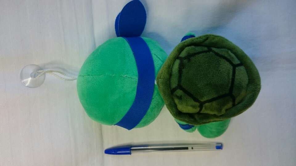 Imagen producto Tortugas Ninja Peluche  3
