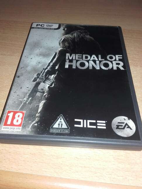 Imagen producto MEDAL OF HONOR  1