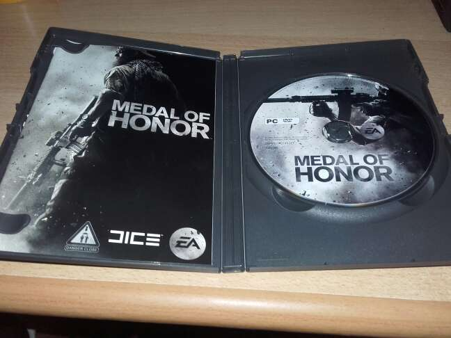 Imagen producto MEDAL OF HONOR  3