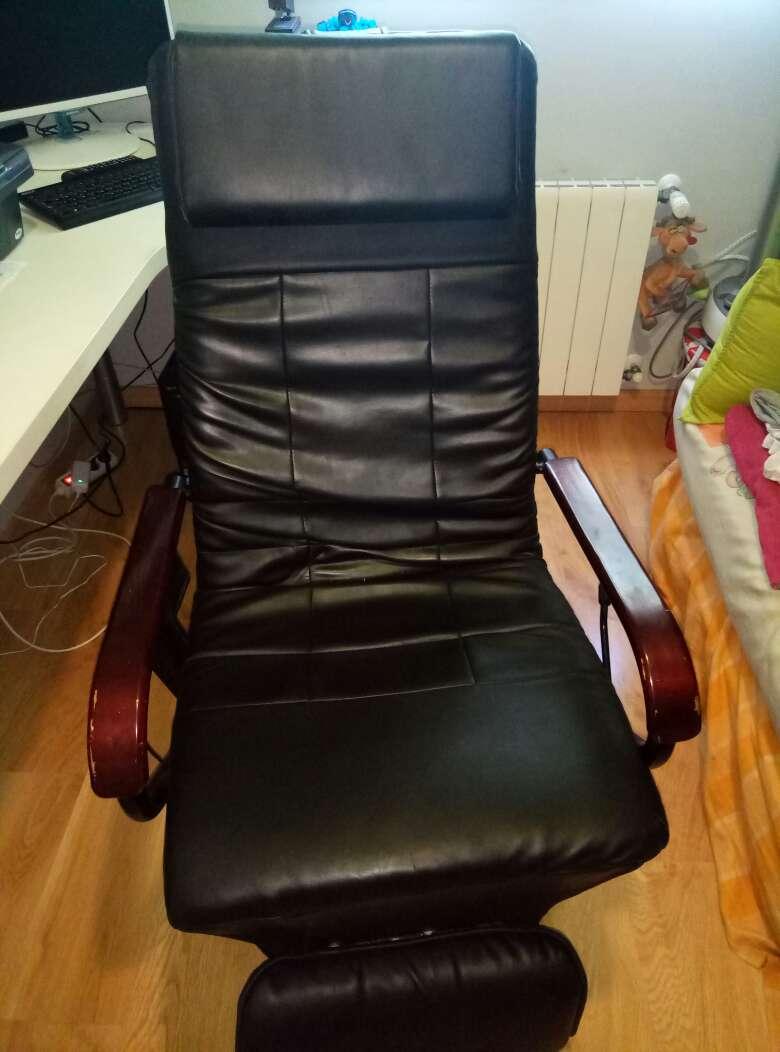 Imagen sillón de masajes
