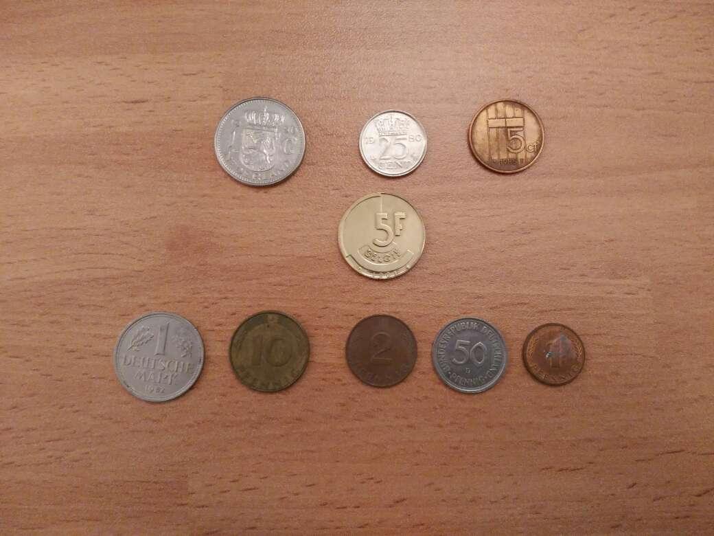Imagen Lote numismática europea