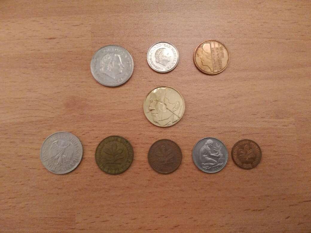 Imagen producto Lote numismática europea 2