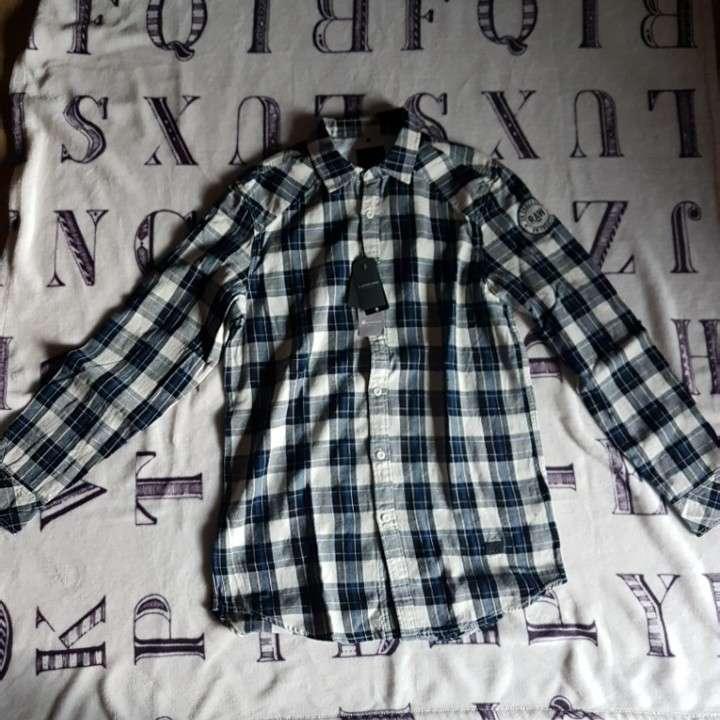 Imagen camisa hombre Gstar