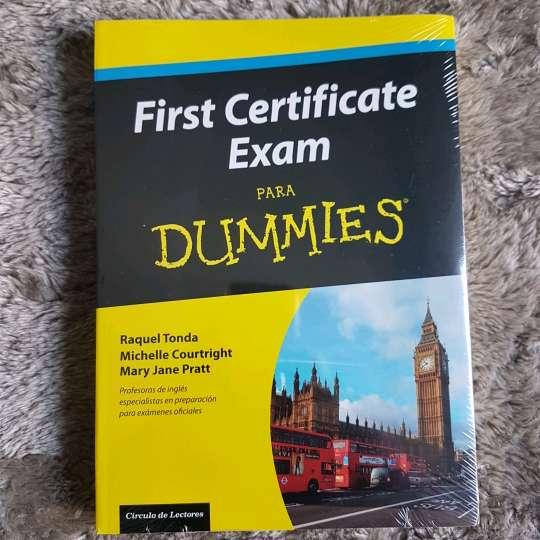 Imagen First Certificate exam para Dummies