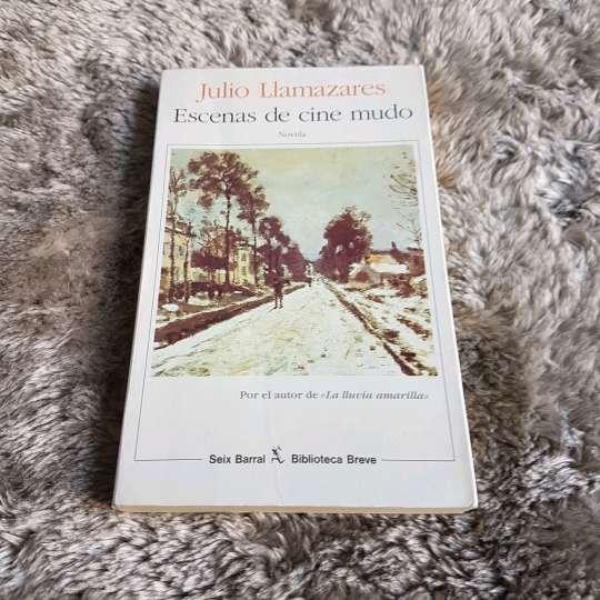 Imagen Libro Escenas de Cine mudo