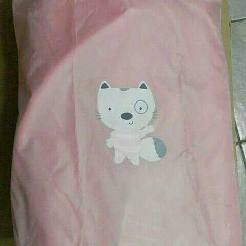 Imagen producto Hamaca balancín Fancy baby rosa. 4